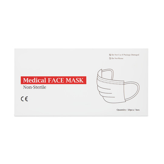 Medical/Surgical Face Mask (50pcs) image number null