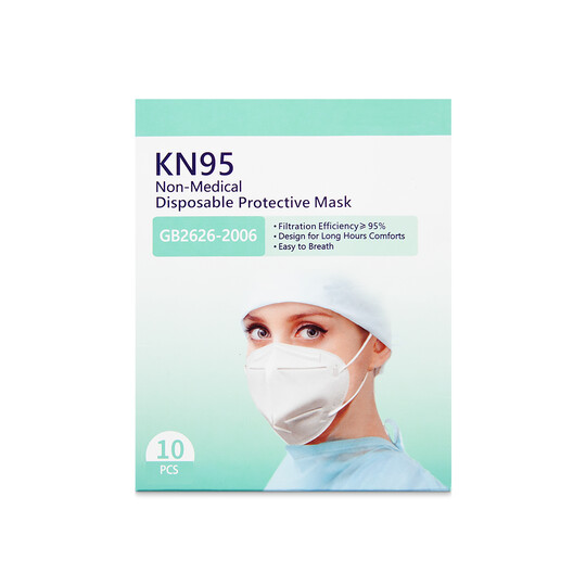 KN95 Face Mask (10pcs) image number null